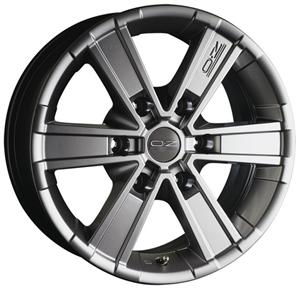Диск 7x17 6x139.7 ET45.0 D92.3 OZ OFF-ROAD 6Диски литые<br><br>