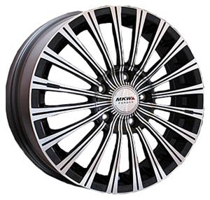 Диск 6.5x16 5x114.3 ET46.0 D73 Mi-tech MK-F40SДиски литые<br><br>