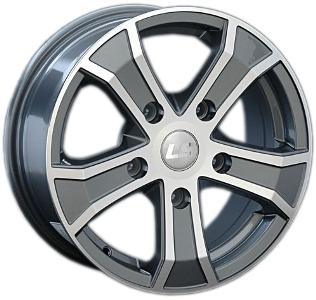 Диск 6.5x16 5x139.7 ET40.0 D98.5 LS Wheels A5127Диски литые<br><br>