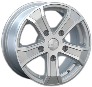 Диск 6.5x15 5x139.7 ET40.0 D98.5 LS Wheels A5127Диски литые<br><br>