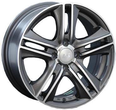 Диск 7x16 4x108 ET27.0 D65.1 LS Wheels 191Диски литые<br><br>