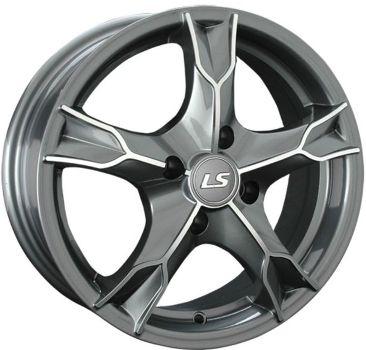 Диск 6x15 5x112 ET47.0 D57.1 LS Wheels 112-Диски литые<br><br>