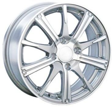 Диск 6x15 4x100 ET45.0 D73.1 LS Wheels 209
