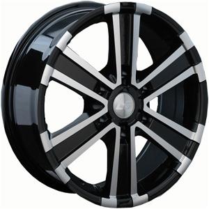 Диск 7.5x18 6x139.7 ET30.0 D106.1 LS Wheels 132Диски литые<br><br>