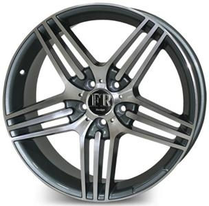 Диск 8.5x18 5x112 ET35.0 D66.6 Replica MR74Диски литые<br><br>