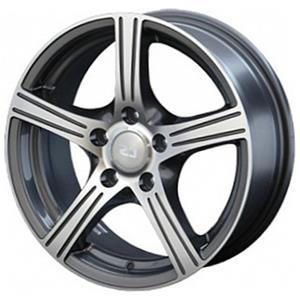 Диск 6.5x15 5x108 ET38.0 D63.3 LS Wheels NG238Диски литые<br><br>