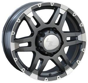 Диск 7.5x18 5x150 ET60.0 D110.1 LS Wheels 212Диски литые<br><br>