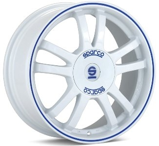 Диск 7.5x17 5x100 ET35.0 SPARCO RALLYДиски литые<br><br>