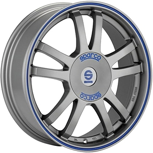 Диск 7x16 5x112 ET48.0 SPARCO RALLYДиски литые<br><br>