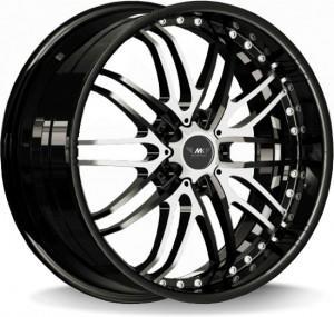 Диск 11.5x21 5x120 ET38.0 D74.1 MK Wheels MK-59 IndividualДиски литые<br><br>
