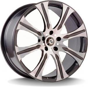 Диск 10x22 5x130 ET55.0 D71.6 MK Wheels MK-XVI AvantgardeДиски литые<br><br>