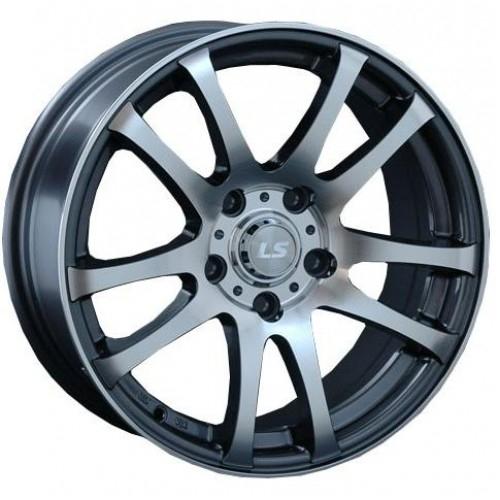 Диск 7x16 5x114.3 ET40.0 D73.1 LS Wheels 283Диски литые<br><br>