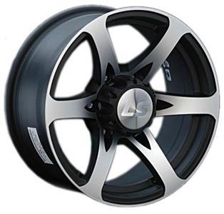Диск 7x16 6x139.7 ET10.0 D107.1 LS Wheels 165Диски литые<br><br>