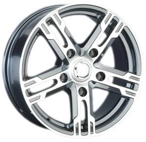 Диск 6.5x16 5x139.7 ET40.0 D98.5 LS Wheels 215Диски литые<br><br>