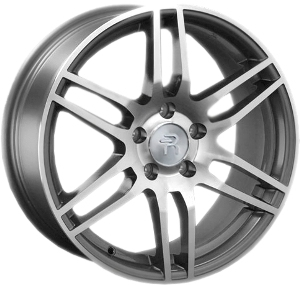 Диск 7.5x17 5x112 ET37.0 D66.6 Replica MR104Диски литые<br><br>