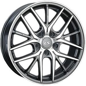 Диск 7x16 5x105 ET36.0 D56.6 LS Wheels 315Диски литые<br><br>