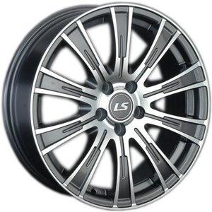 Диск 7x17 5x100 ET45.0 D73.1 LS Wheels 311Диски литые<br><br>