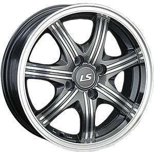 Диск 7x17 5x114.3 ET45.0 D73.1 LS Wheels 323Диски литые<br><br>