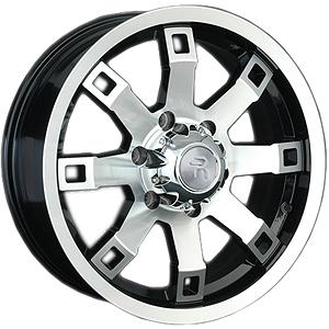 Диск 8x17 6x139.7 ET25.0 D106.1 LS Wheels 316