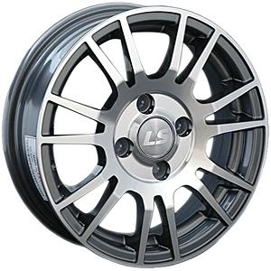 Диск 6x15 5x100 ET11.0 D57.1 LS Wheels 307Диски литые<br><br>