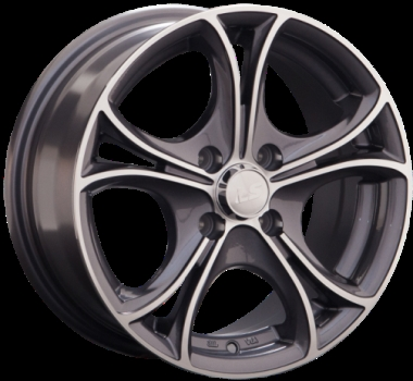 Диск 6x14 4x98 ET35.0 D58.6 LS Wheels 393