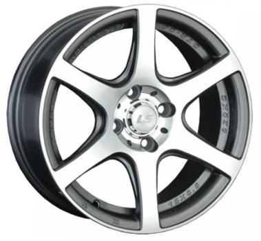 Диск 7.5x17 5x112 ET45.0 D57.1 LS Wheels 328Диски литые<br><br>