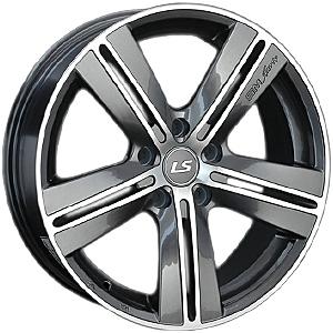 Диск 7.5x18 5x114.3 ET45.0 D73.1 LS Wheels 320Диски литые<br><br>