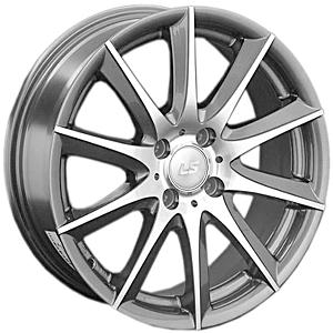 Диск 7x16 4x98 ET28.0 D58.6 LS Wheels 286Диски литые<br><br>