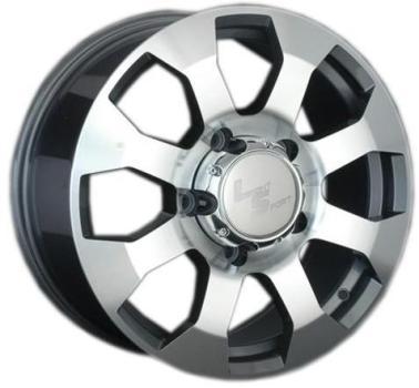 Диск 8x17 5x150 ET60.0 D110.1 LS Wheels 325Диски литые<br><br>