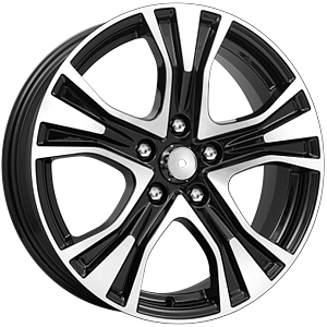 Диск 4x17 5x114.3 ET39.0 D60.1 КиК КС673 (RAV-4 A4)Диски литые<br><br>