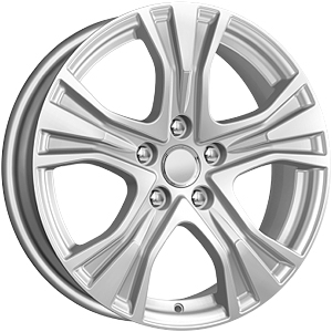 Диск 7x17 5x114.3 ET39.0 D60.1 КиК КС673 (RAV-4 A4)Диски литые<br><br>