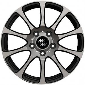Диск 9.5x20 6x139.7 ET25.0 D110.1 MK Wheels MK-XVI StatusДиски кованые<br><br>
