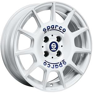 Диск 7.5x17 5x105 ET40.0 D56.6 SPARCO TERRAДиски литые<br><br>
