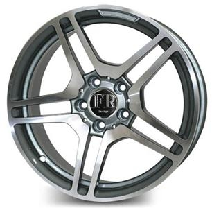 Диск 9.5x19 5x112 ET35.0 D66.6 Replica MR87Диски литые<br><br>