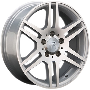 Диск 7.5x17 5x112 ET48.0 D66.6 Replica MR66Диски литые<br><br>