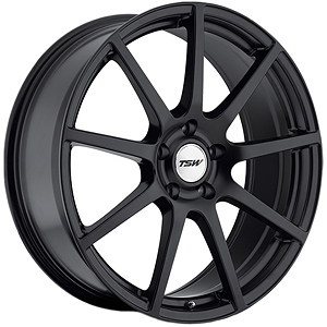 Диск 7.5x17 5x114.3 ET45.0 D76 TSW INTERLAGOSДиски литые<br><br>