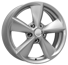 Диск 6.5x16 5x114.3 ET47.0 D66.1 КиК КС681 (ZV Fluence)Диски литые<br><br>