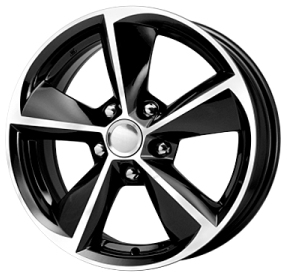 Диск 6.5x16 5x112 ET50.0 D57.1 КиК КС681 (ZV Octavia A5)Диски литые<br><br>