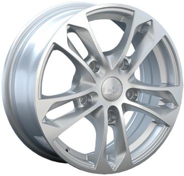 Диск 6x15 5x139.7 ET40.0 D98.5 LS Wheels 197