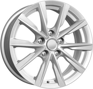 Диск 6.5x16 5x112 ET39.0 D66.6 КиК КС682 (ZV Actyon)Диски литые<br><br>