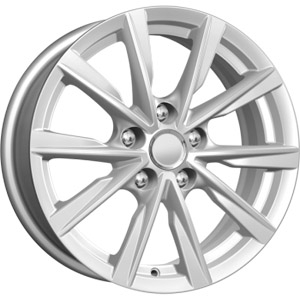 Диск 6.5x16 5x112 ET39.5 D66.6 КиК КС682 (ZV Actyon)Диски литые<br><br>