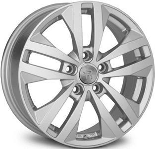 Диск 6.5x16 5x112 ET42.0 D57.1 Replica VW144Диски литые<br><br>