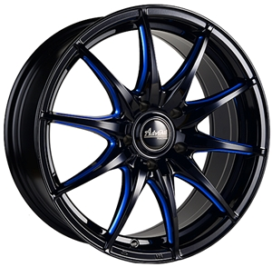 Диск 7.5x17 5x114.3 ET40.0 D67.1 Advanti MM580Диски литые<br><br>