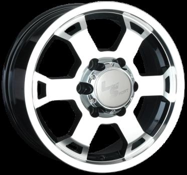 Диск 8x17 5x150 ET60.0 D110.1 LS Wheels 326Диски литые<br><br>