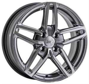 Диск 6.5x15 5x100 ET38.0 D73.1 Race Ready CSSD2768Диски литые<br><br>