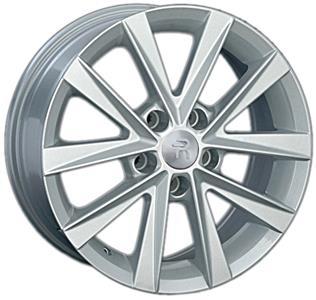 Диск 7.5x17 5x112 ET51.0 D57.1 Replica VW116Диски литые<br><br>