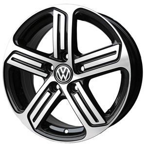 Диск 6x15 5x112 ET43.0 D57.1 Replica VW91Диски литые<br><br>