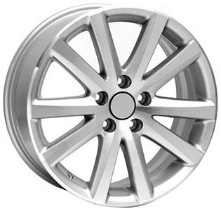 Диск 6.5x16 5x112 ET50.0 D57.1 Replica VW19Диски литые<br><br>
