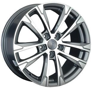 Диск 6.5x16 5x112 ET33.0 D57.1 Replica VW137Диски литые<br><br>