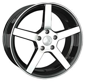 Диск 8x18 5x114.3 ET40.0 D67.1 LS Wheels 742Диски литые<br><br>